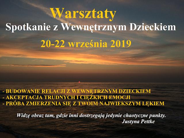 Warsztaty 20-22 września 2019