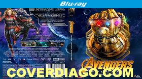 "Avengers End Game ""Bonus Disc"" BLURAY"