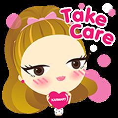 Cathy Doll_Positive Girl