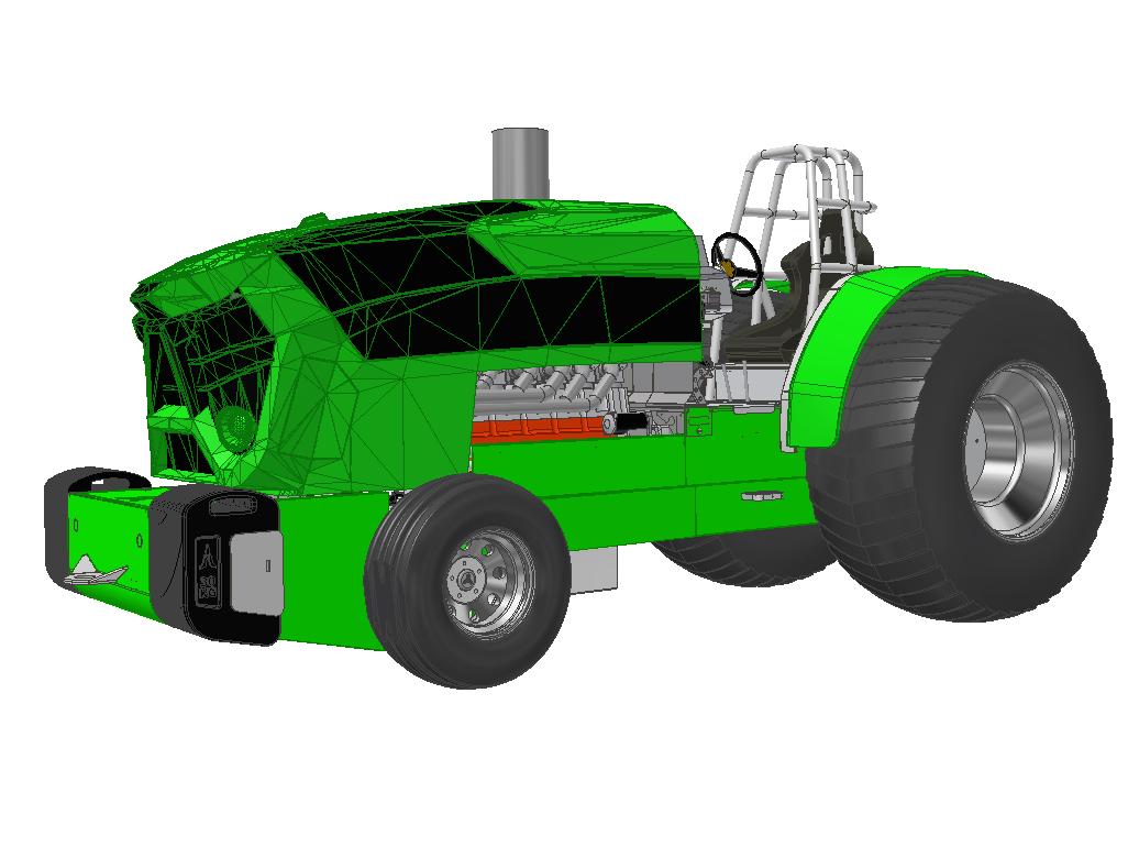 Tractor Pulling News - Pullingworld com