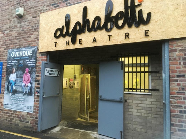 alphabetti theatre in Newcastle