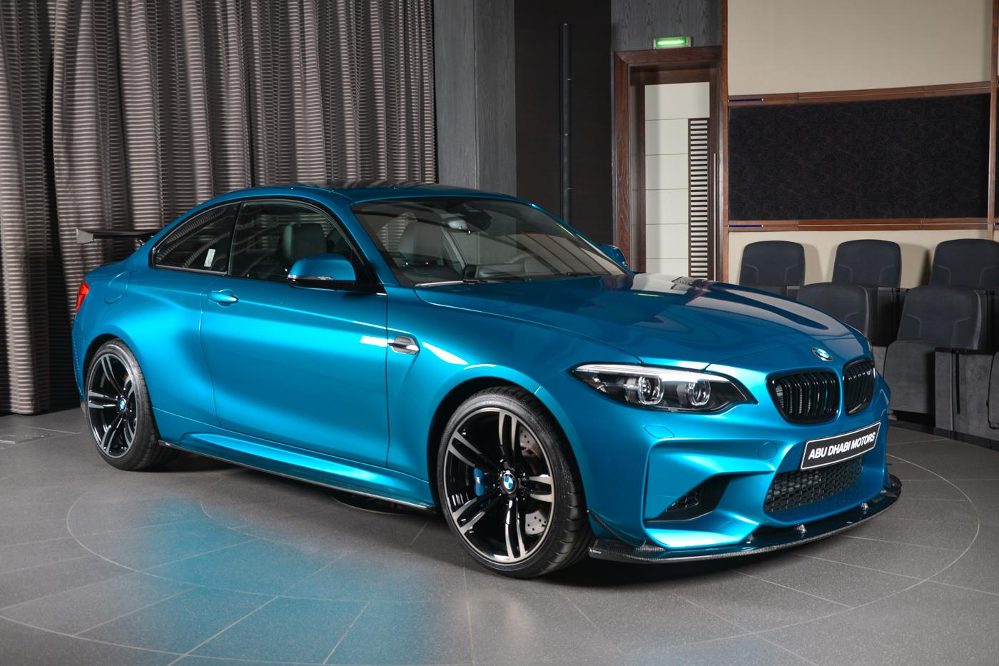 Bmw M2 Looks The Part With Bolder Aero Kit Carscoops