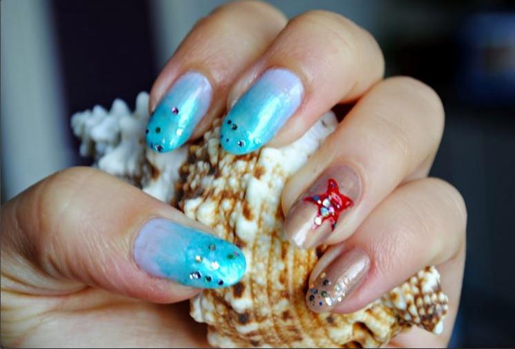 ★ Beach Nails ★