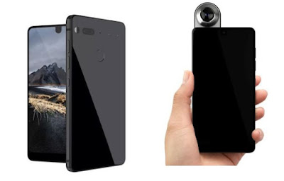 As expected, the creator of Android, Andy Rubin introduced the smartphone, Essential phone. The cell phone comes with a ceramic and titanium body offers a rich look. The best part about the smart phone is that you can attach a 360-degree camera to it. The company is also supplying loading dock. The gadget runs on Android, but the company did not provide details on the version number of the operating system.  Let's take a deeper look at your specs now.  Essential Phone Specifications monitor  The smartphone sports glass screen 5 Corning Gorilla Glass cover of 5.7 inches with a resolution of 2560 x 1312 pixels.  platform  It is powered by Qualcomm Snapdragon 845 2.45GHz Core Octa (Quad + Quad 1.9GHz) and runs on Android out of the box.  storage  The device comes with 4 GB of RAM and 128GB internal storage.  camera  13MP camera has dual RGB + Mono with image fusion technology, monochrome true mode 13MP f / 1.85 lens, video recording at 4K 60 fps 30 fps 1080p or 720p 120fps and 8 MP resolution with 16: 9 F / 2, hyperfocal fixed lens 20, 4K video recording 30fps 60fps 1080p or 720p 120fps.  Connectivity and Sensors  The mobile device is equipped with a fingerprint sensor on the board, in addition to the WiFi support 802.11a / b / g / n / ac MIMO NFC, GPS and GLONASS connectivity features C type USB, 5.0 Bluetooth.  Battery and dimensions  The smartphone includes a 3040 mAh fast charge technology weighs 185 grams and measures 41.5 mm x 71.1 mm x 7.8 mm.  Additional features  Comes with 4 microphones have noise cancellation and beam forming features.  Price and Availability  The essential phone will be available in the colors of the deep ocean, pure white, star-gray, and black moon and is currently available for pre-sale in the United States.  Mobile costs $ 699, while the 360-degree camera accessory comes at $ 749.
