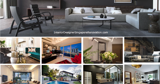 Choosing The Best Interior Design Company in Singapore