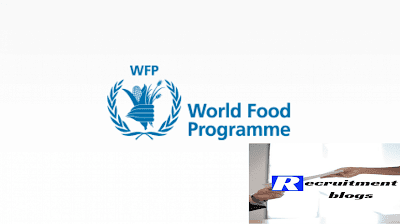 Supply chain officer at WFP