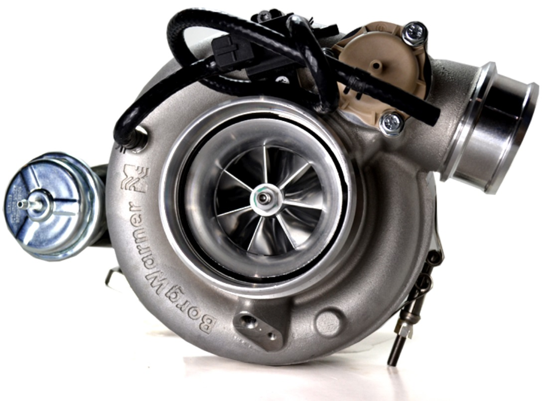 How much WRC Turbo Chargers cost in 2017