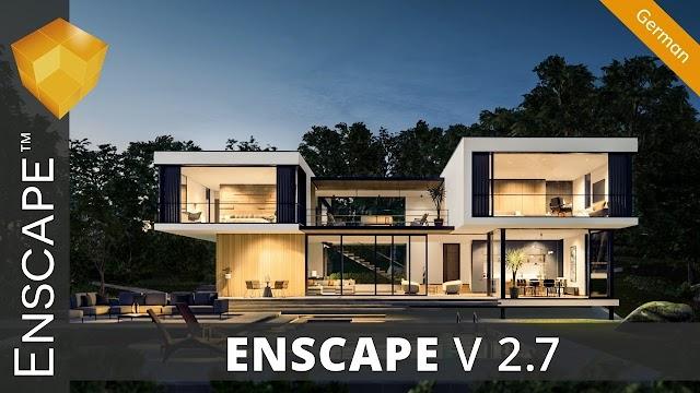 Enscape 3d  2.7