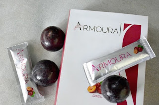 Review Produk Armoura Slim Beauty Drink Indonesia