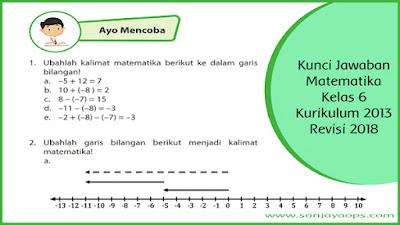 kunci jawaban senang belajar matematika kelas 6 halaman 35