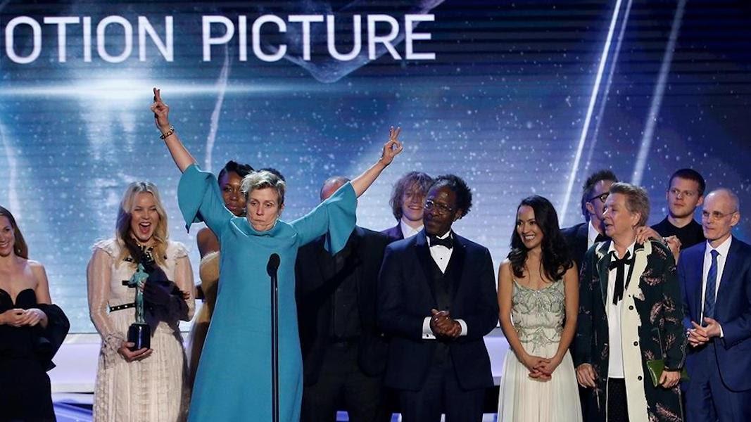 O filme aumenta ainda mais suas chances na corrida pelo Oscar.