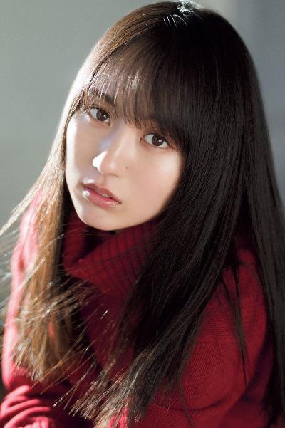Haruka Kaki 賀喜遥香, Shonen Magazine 2021 No.07 (週刊少年マガジン 2021年7号)