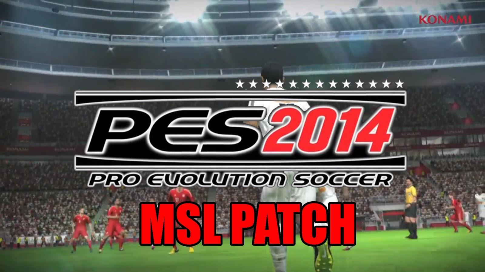 PES malaysia super league : PES 2014 malaysia super league patch
