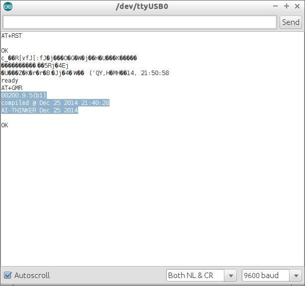 Arduino-er: Flash ESP8266 Firmware using esptool py