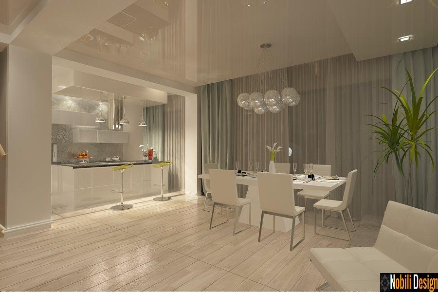 Design interior vila moderna Constanta-Design Interior-Amenajari interioare