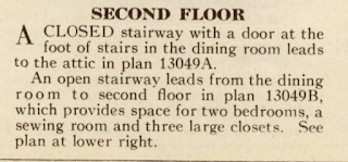 Sears Vallonia second floor option