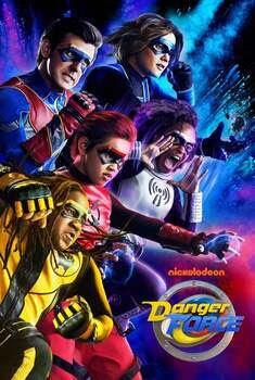 Danger Force 1ª Temporada Torrent – WEB-DL 1080p Dual Áudio
