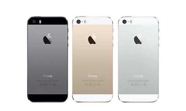 iPhone 5 với thiết kế vỏ ngoài đẹp mắt