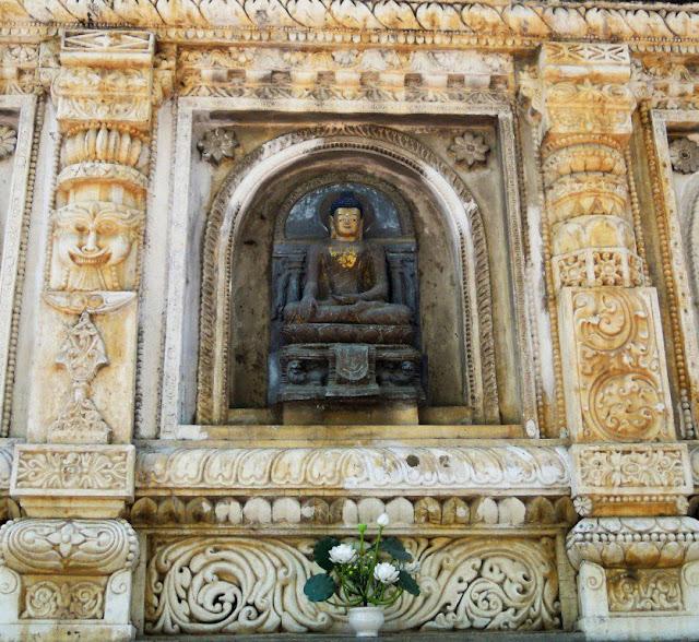 The Mahabodhi Temple, Bodhgaya