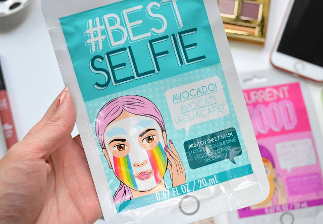 Fashion Angels Sheet Mask Best Selfie