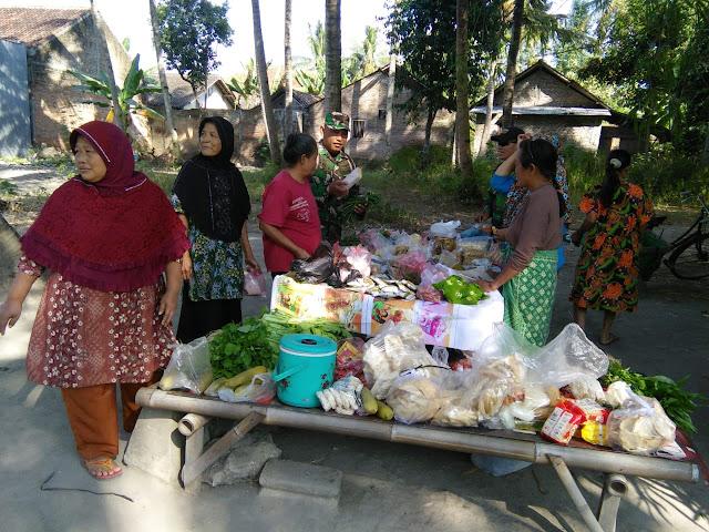 Penghasilan Ningsih Meningkat 500 Ribu, Berkat TMMD Reg 105 Kodim Klaten