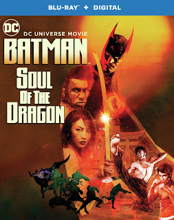 Batman Alma de Dragón [BD25] *Con Audio Latino