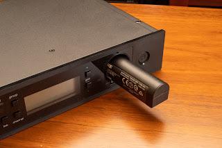 GLXD14R は受信機側でバッテリーの充電が可能