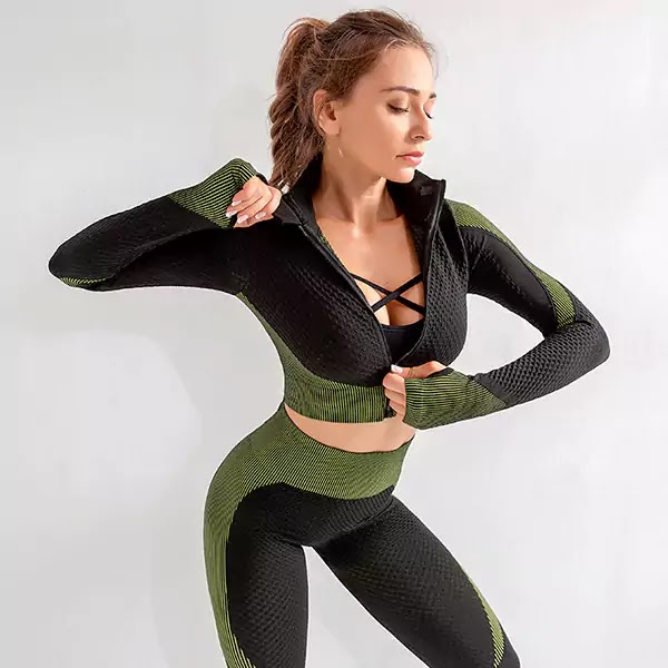 High Waist Yoga Legging Sportswear