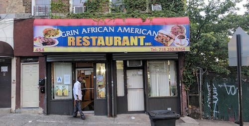 Grin African American Restaurant Eat The World Nyc