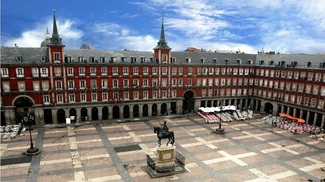 Roteiro de um dia em Madri