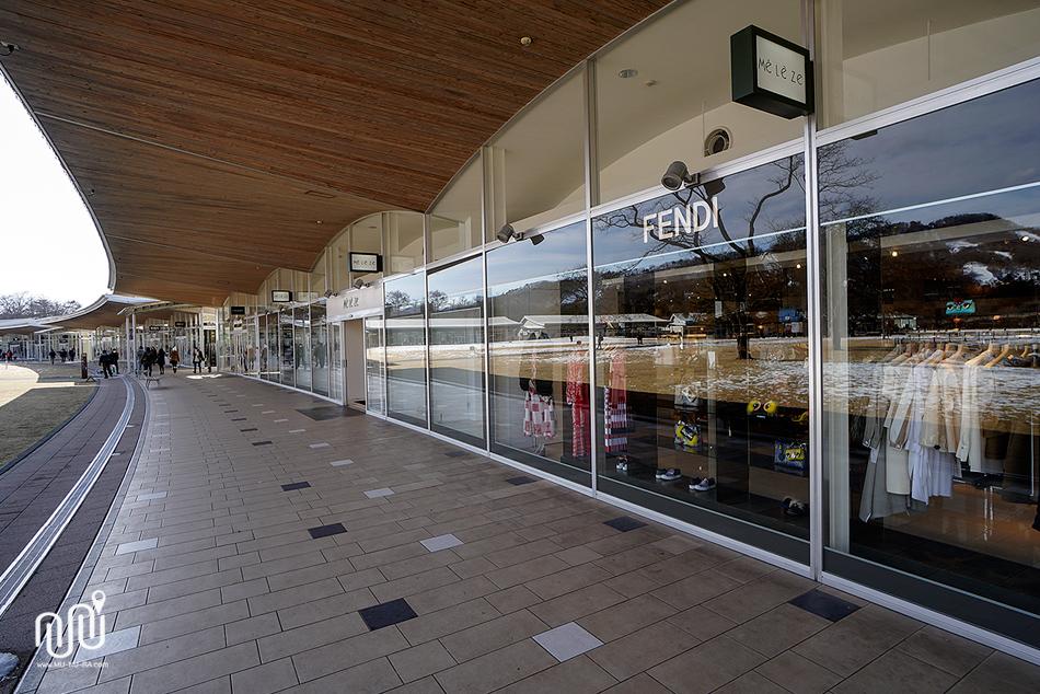 รีวิว karuizawa prince shopping plaza หรือ karuizawa outlet