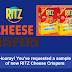 Free Ritz Cheese Crispers Samples