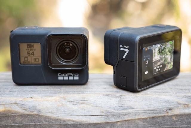 6 Tips dan Trik Memilih Action Camera