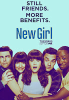 poster new girl temporada 5