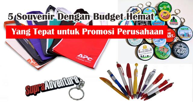 5 Souvenir Dengan Budget Hemat Yang Tepat untuk Promosi Perusahaan
