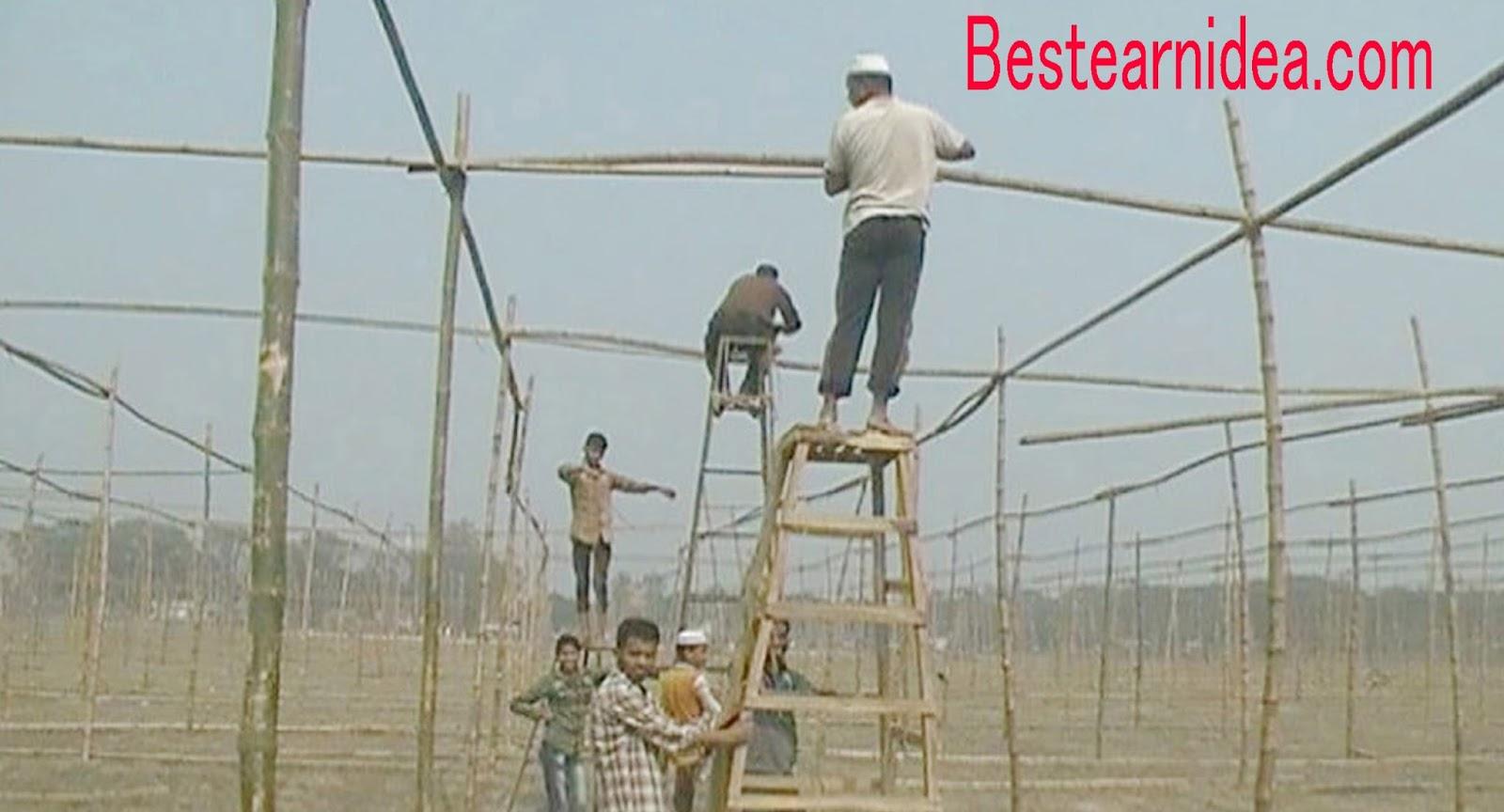 জেলা ইজতেমার তারিখ সমূহ ২০১৭-২০১৮
