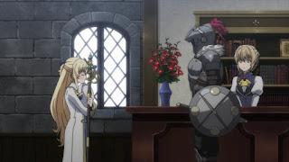Goblin Slayer Episodio 3 al 5