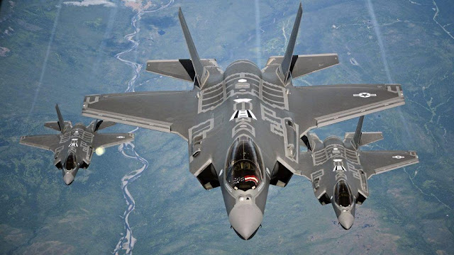 Bloomberg: Ελαττωματικά τα F-35