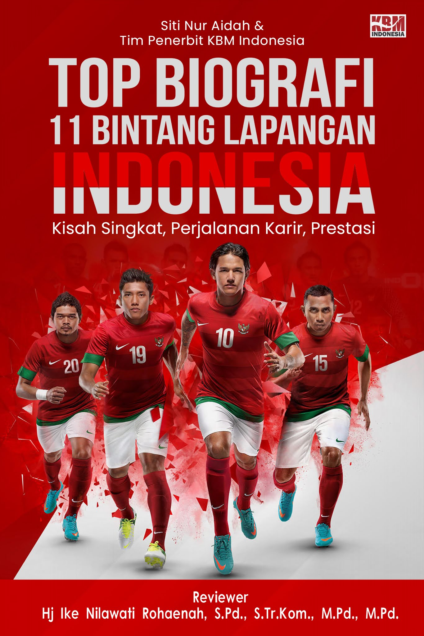 TOP BIOGRAFI 11  BINTANG LAPANGAN INDONESIA