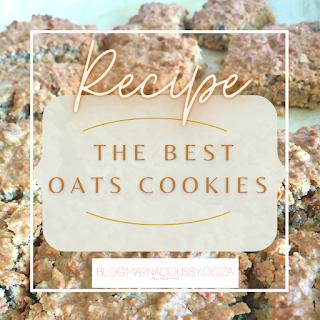 The BEST Oats Cookies Recipe
