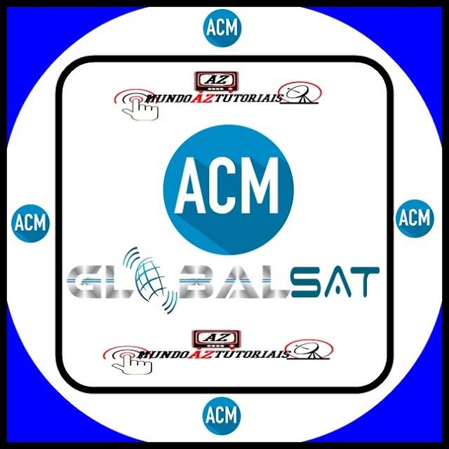GlobalSat informa Entenda o que é como funciona a tecnologia ACM Confira! 26/10/2016