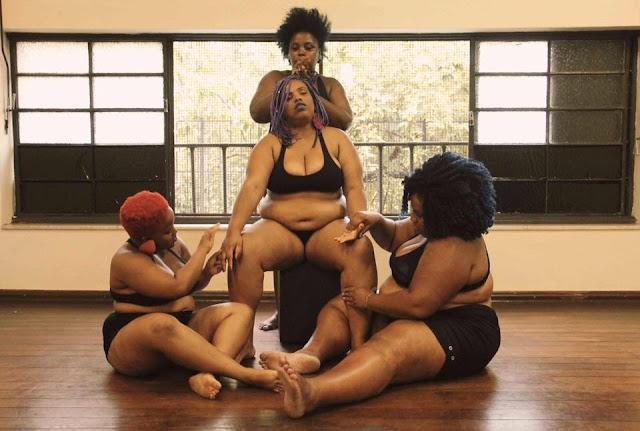Projeto Zona Agbara discute Afetividade e Maternidade da mulher preta e gorda