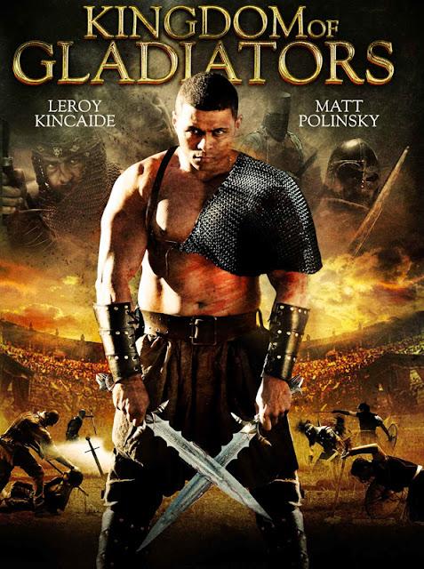 Kingdom of Gladiators (2011) ταινιες online seires xrysoi greek subs