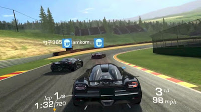 Download Real Racing 3 v5.0.0 Mod Apk