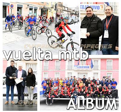 Vuelta Ciclismo MTB Aranjuez Madrid