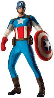 Captain America Grand Heritage Costume