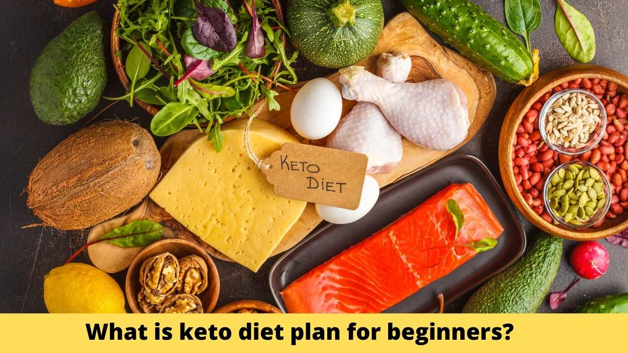 What is keto diet plan for beginners?