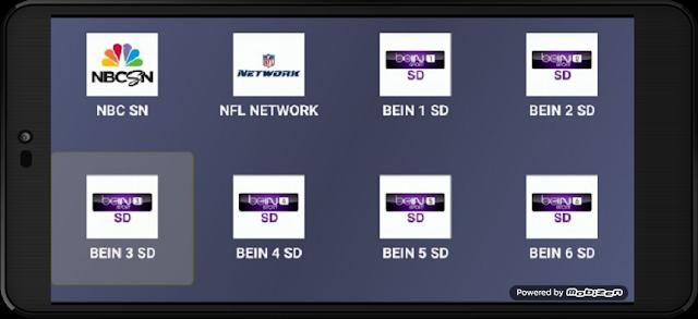 تحميل تطبيق live lounge الخرافي لمشاهدة جميع الباقات المشفرة مجانا على اجهزة الاندرويد