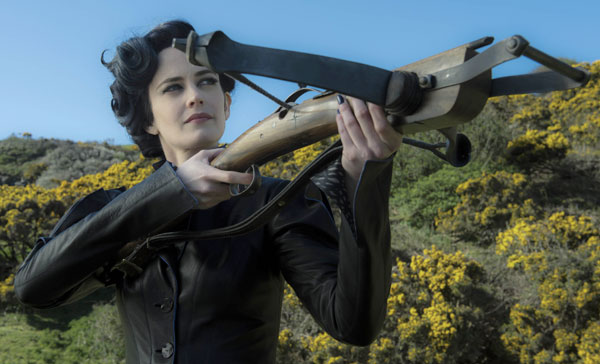 Review: MISS PEREGRINE'S HOME FOR PECULIAR CHILDREN (2016)