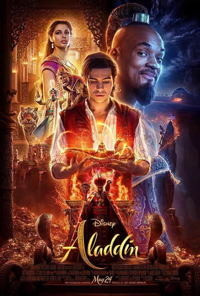 MOVIE: Aladdin (2019) [HDRip]